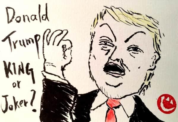 米大統領候補 ドナルド・トランプ