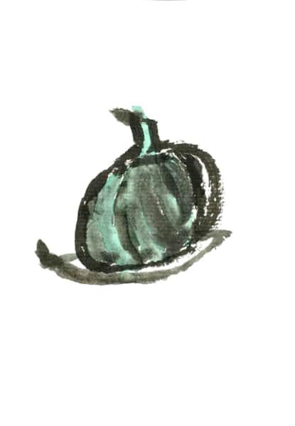食欲の秋、かぼちゃ