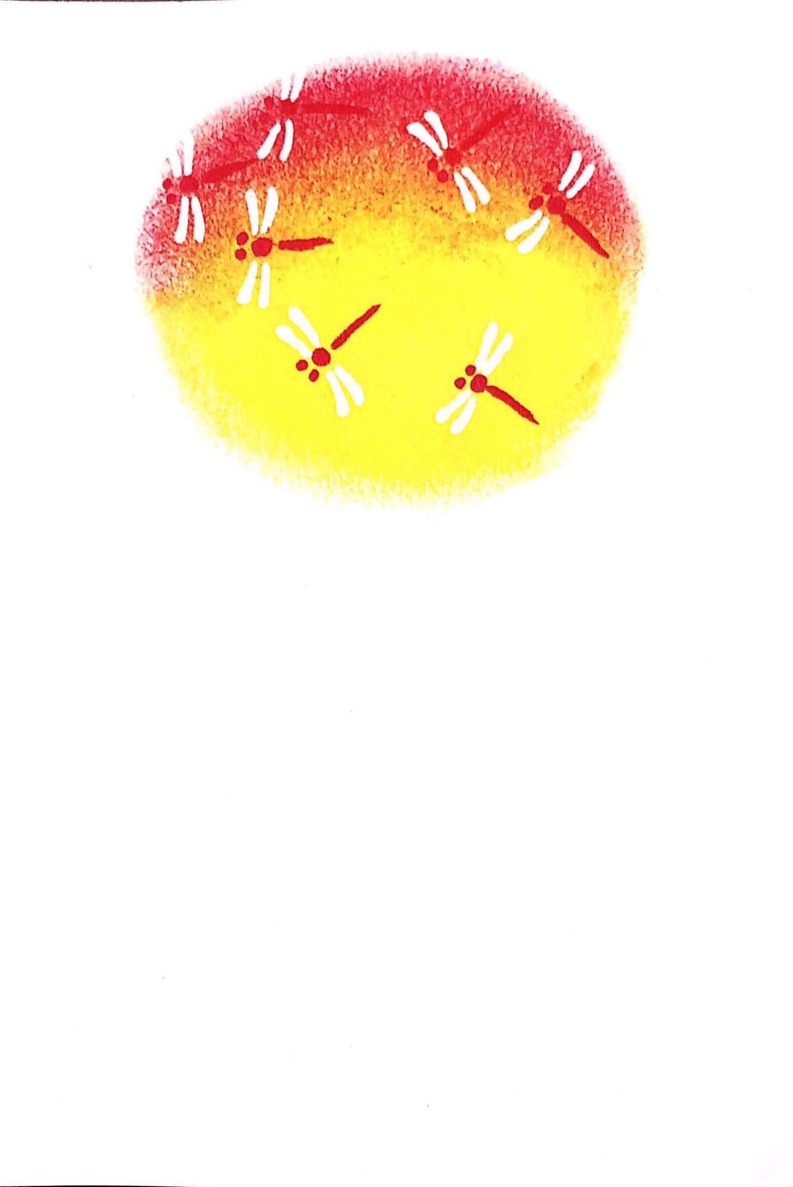 夕焼け小焼けの赤とんぼ
