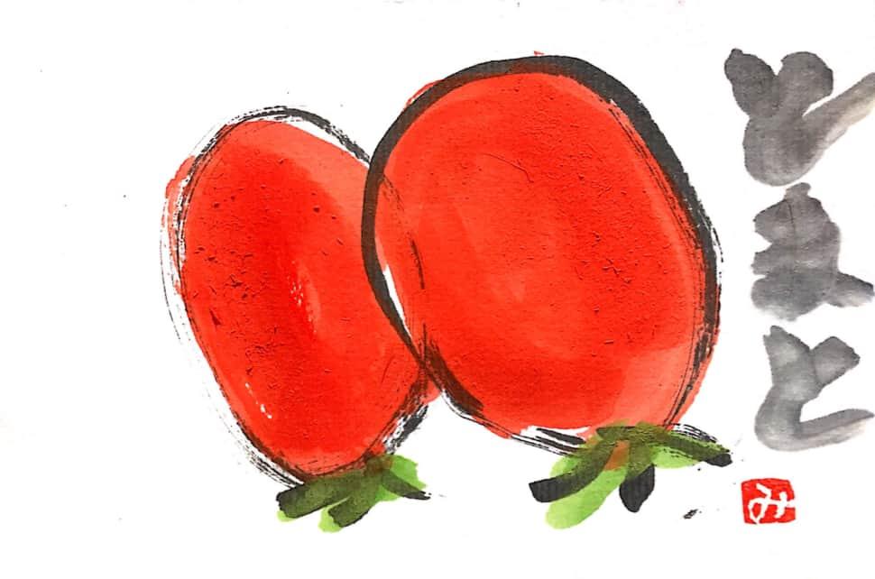 仲良しミニトマト