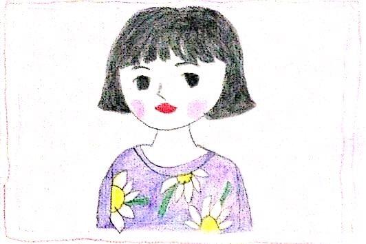 はなちゃんの肖像