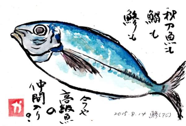 秋刀魚も鰯も鯵も、今や高級魚の仲間入り?