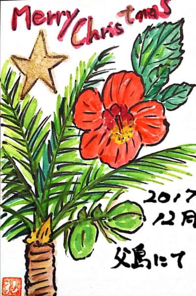 Merry Christmas〜父島にて〜