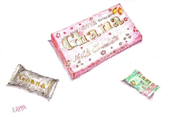 チョコレートと聞くとそれだけで何か夢心地