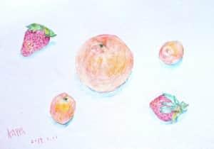 みかんとりんご
