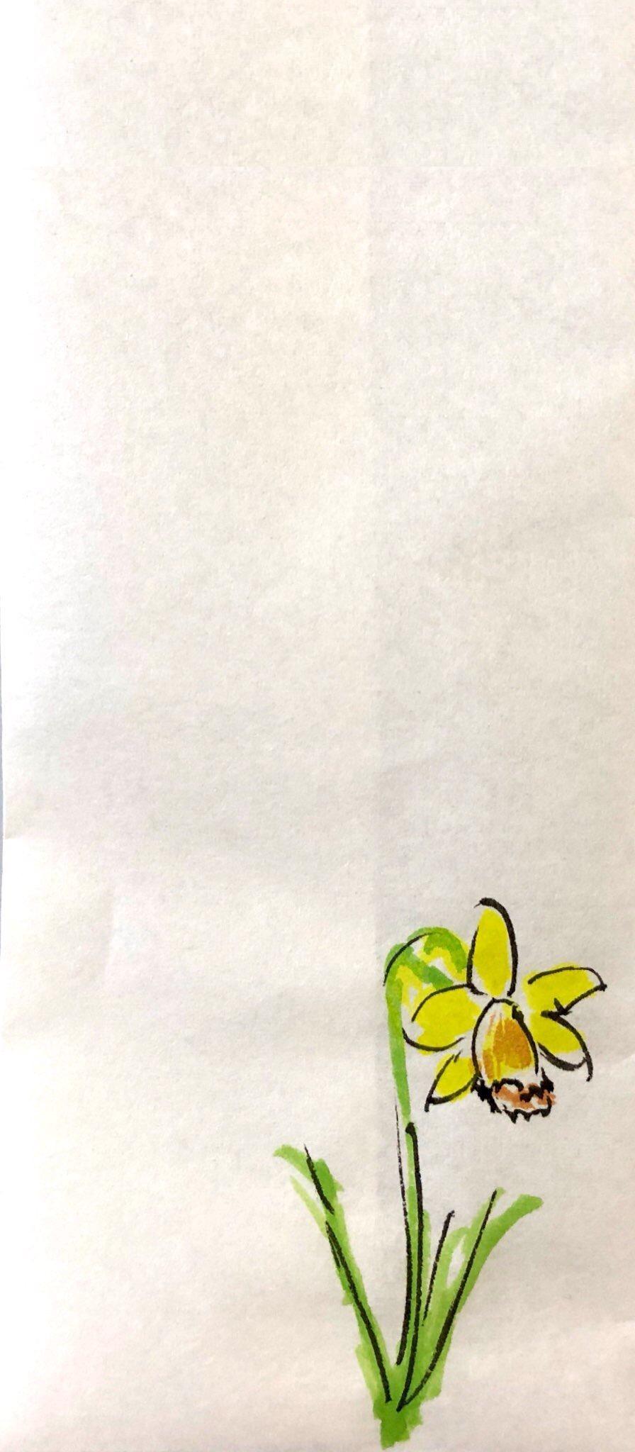黄水仙の花