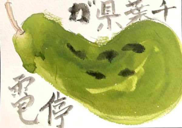 千葉県が停電 〜ヘチマ〜