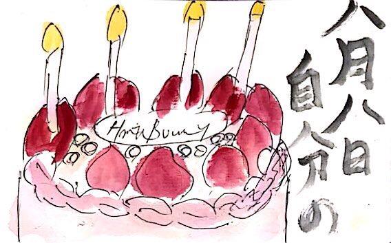 自分の誕生日