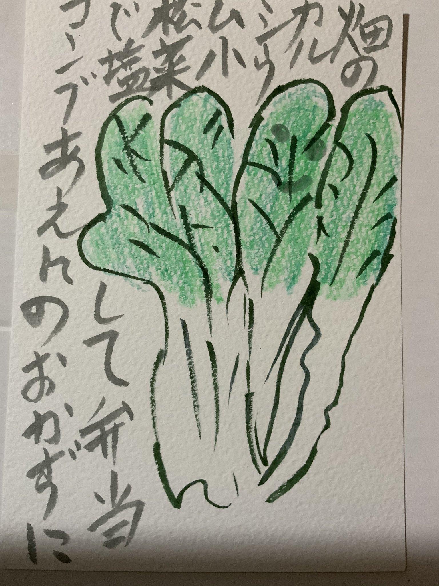 カルシウム小松菜で塩昆布和えにしてお弁当おかずに 明日のお弁当おかずに